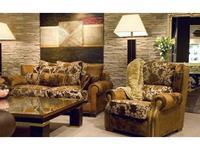 Tecni nova: Luxury: комплект мягкой мебели ткань