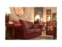 Tecni nova: Luxury: диван 2-х местный ткань FM04