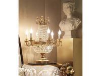Zanaboni: лампа настольная