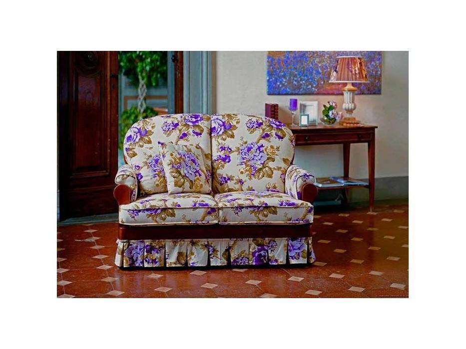 Ле Кузен: Arkansas: диван 2-х местный Арканзас ткань кат. Extra