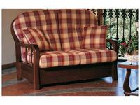 Ле Кузен: Jamaica: диван 2-х местный раскладной ткань A