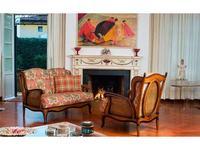 Ле Кузен: Wien: диван 2-х местный Вьен ткань кат. Extra