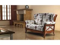 Ле Кузен: Anniversary: диван 2-х местный ткань C
