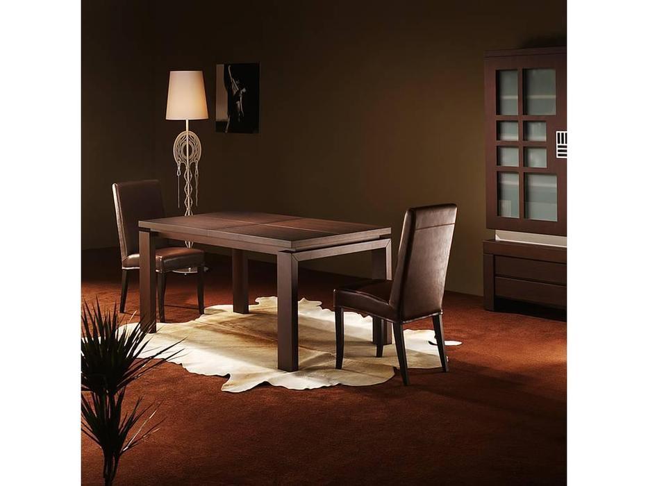 Coim: Madison: стол обеденный раскладной 150/220  (орех)
