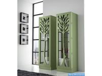Coim: Lucrecia in love: витрина 1 дверная  Vera (оливковый)