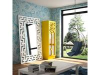 Coim: Lucrecia in love: витрина 1 дверная  (желтый)