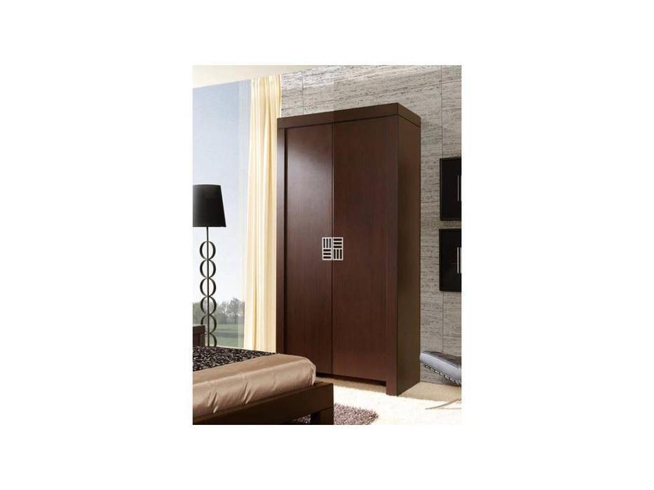 Coim: Madison: шкаф 2-х дверный  (орех)
