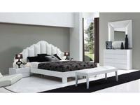 Coim: Bellucci: кровать 160х200  (белый)