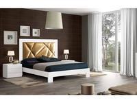 Coim: Tauron: кровать 160х200  (белый)