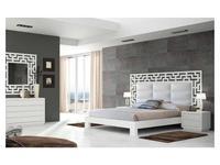 Coim: Byron: кровать 160х200  (белый)