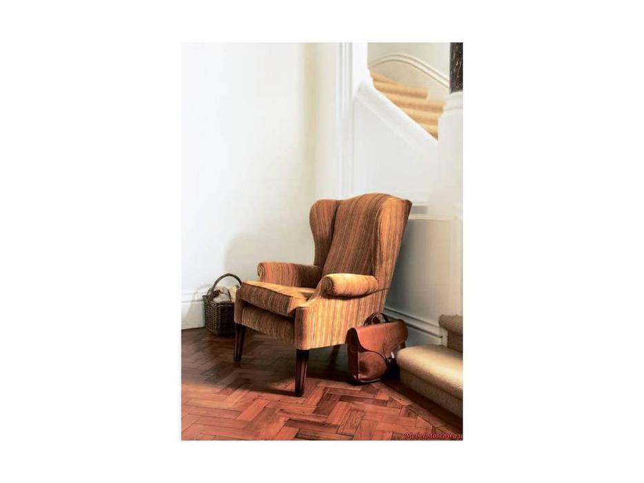 Parker Knoll: Regency: кресло Wing ткань кат.В