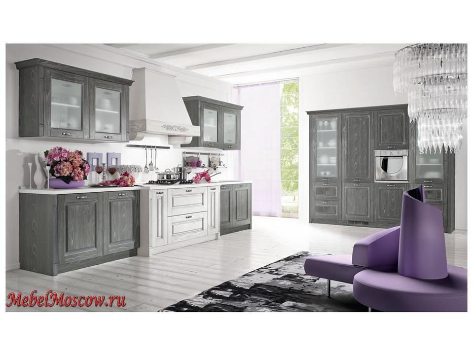 Home Cucine: кухня Contea (серый декапе)