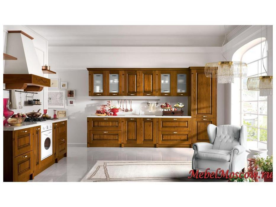 Home Cucine: кухня Contea (орех)