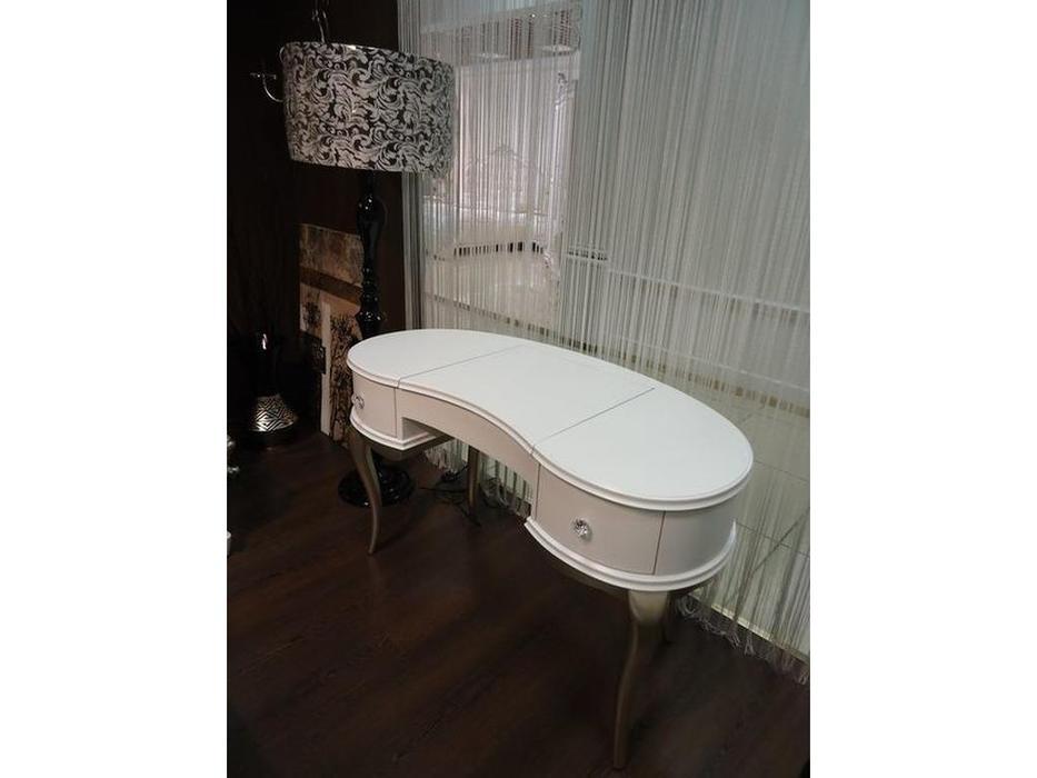 Fratelli Barri: Rimini: стол туалетный  (белый) лак