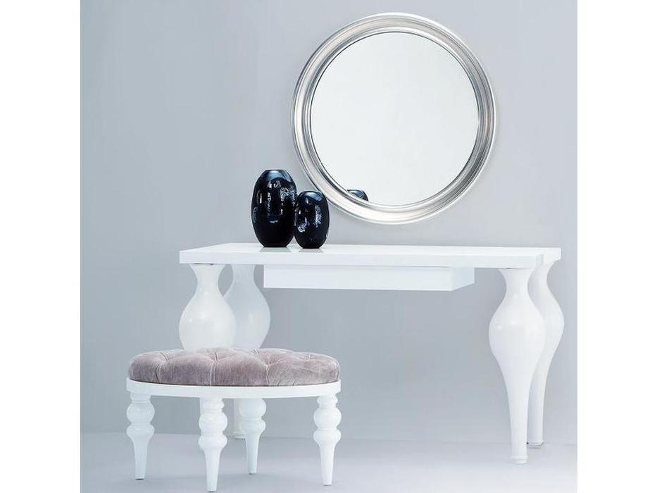 Fratelli Barri: Palermo: стол туалетный  (белый) лак