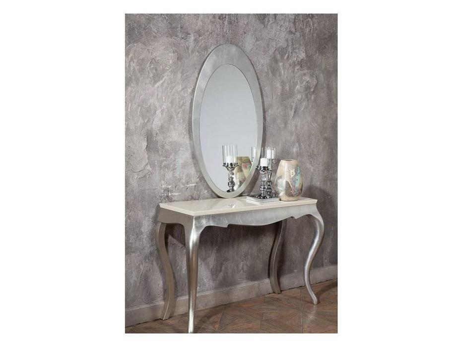 Fratelli Barri: Venezia: зеркало  (серебро)