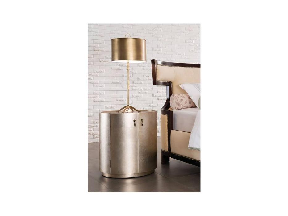 Fratelli Barri: Mestre: тумба прикроватная  (сусальное серебро)
