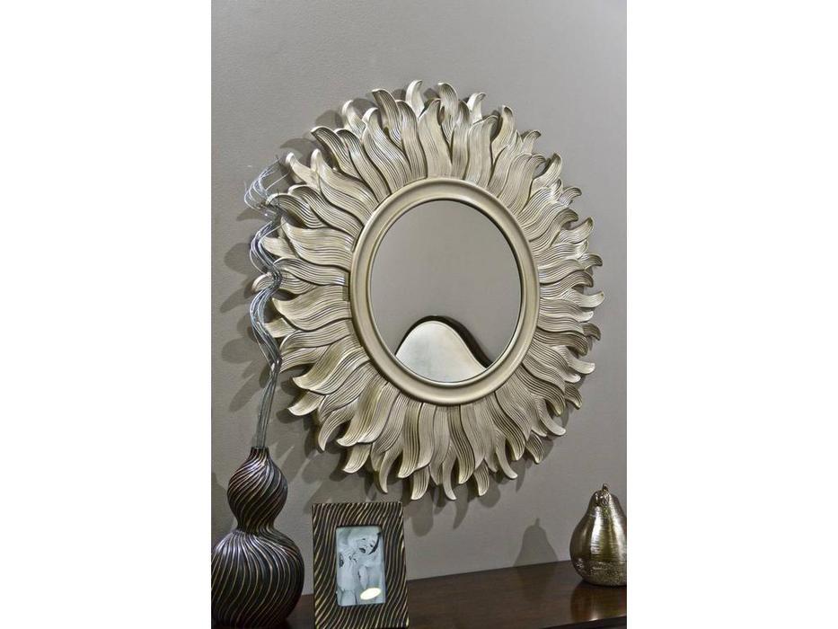 Fratelli Barri: Florence: зеркало настенное  (золотая краска)