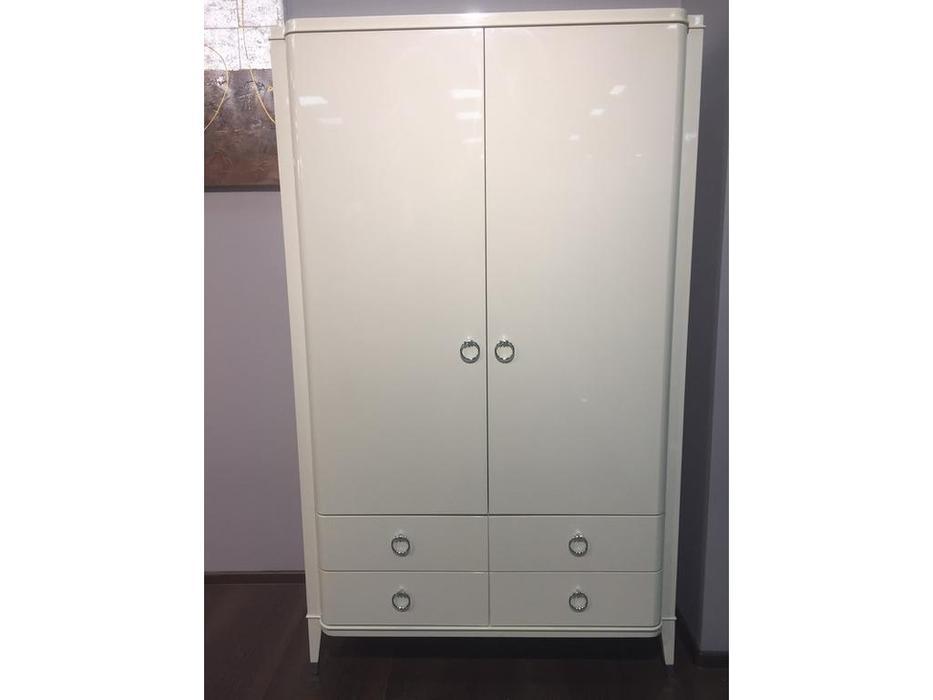 Fratelli Barri: Modena: шкаф 2 дверный  (бежевый лак)