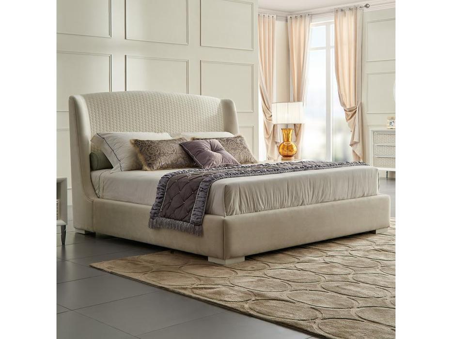 Fratelli Barri: Roma: кровать  180х200 (белый лак)