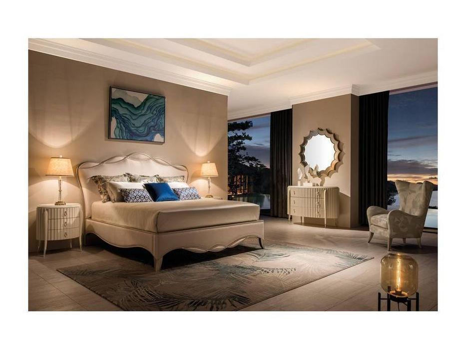 Fratelli Barri: Rimini: спальная комната (бежевый лак)