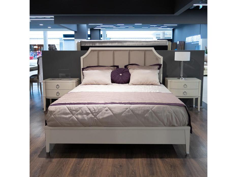 Fratelli Barri: Salerno: кровать 160х200  (бежевый)