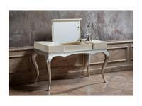 Fratelli Barri: Venezia: стол туалетный  (перламутровый кремовый) лак