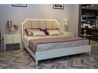 Fratelli Barri: Salerno: кровать 180х200  (бежевый)