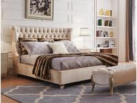 5242062 кровать двуспальная Fratelli Barri: Roma
