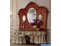 Barnini Oseo: Reggenza Luxury: туалетный столик  с золотым украшением
