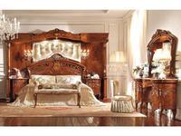 Barnini Oseo: Reggenza Luxury: спальная комната с золотым украшением 2