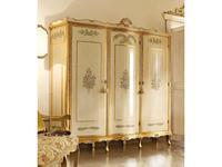 Andrea Fanfani: шкаф 3-х дверный  cat. A (золото, серебро)
