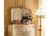 Andrea Fanfani: зеркало  cat. A (золото, серебро)