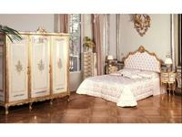 Andrea Fanfani: детская комната с 3 дверным шкафом (патинат)