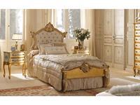 Andrea Fanfani: кровать 90х190  cat. B/SB (золото, серебро)