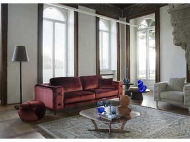Мягкая мебель фабрики Alberta Salotti на заказ