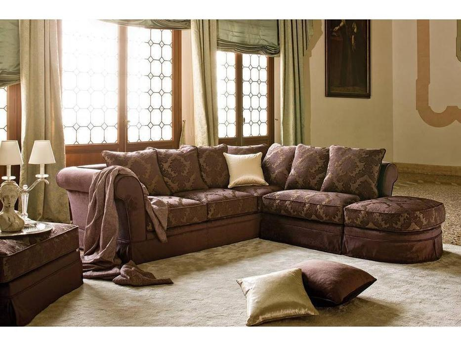 Alberta: Dafne: диван угловой  ткань Cat.3