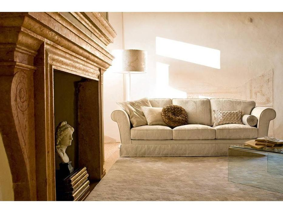 Alberta: Trevi: диван 3-х местный раскладной  ткань Cat.6