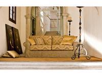 Alberta: Petra: диван 3-х местный раскладной  ткань Cat.3