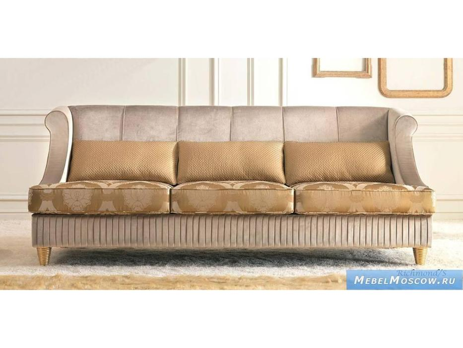 Bedding: Richmond: диван 3-х местный ткань Best