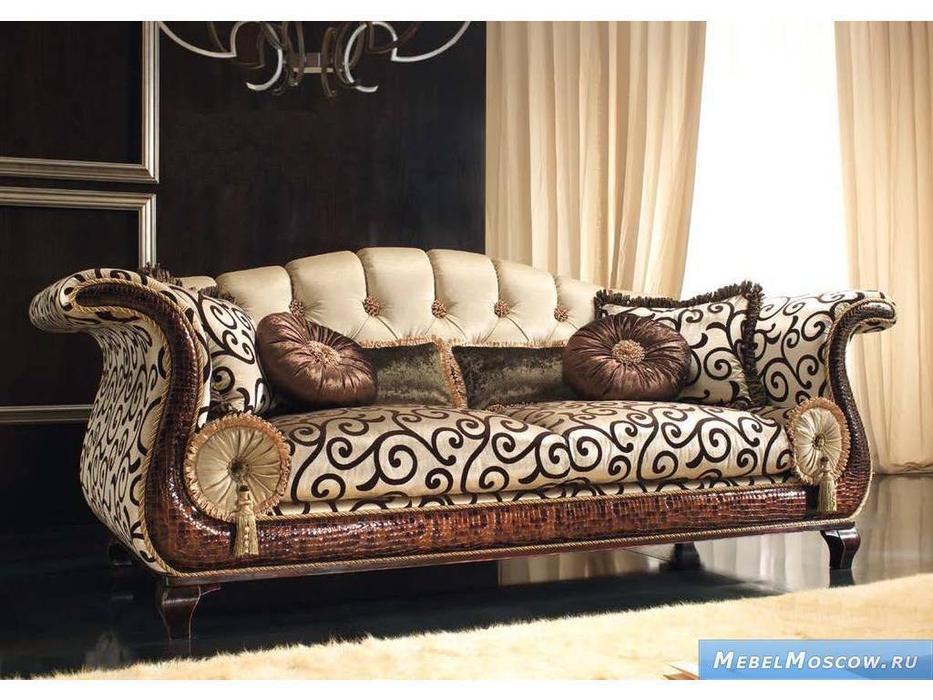 Bedding: Krug: диван 3-х местный ткань FF