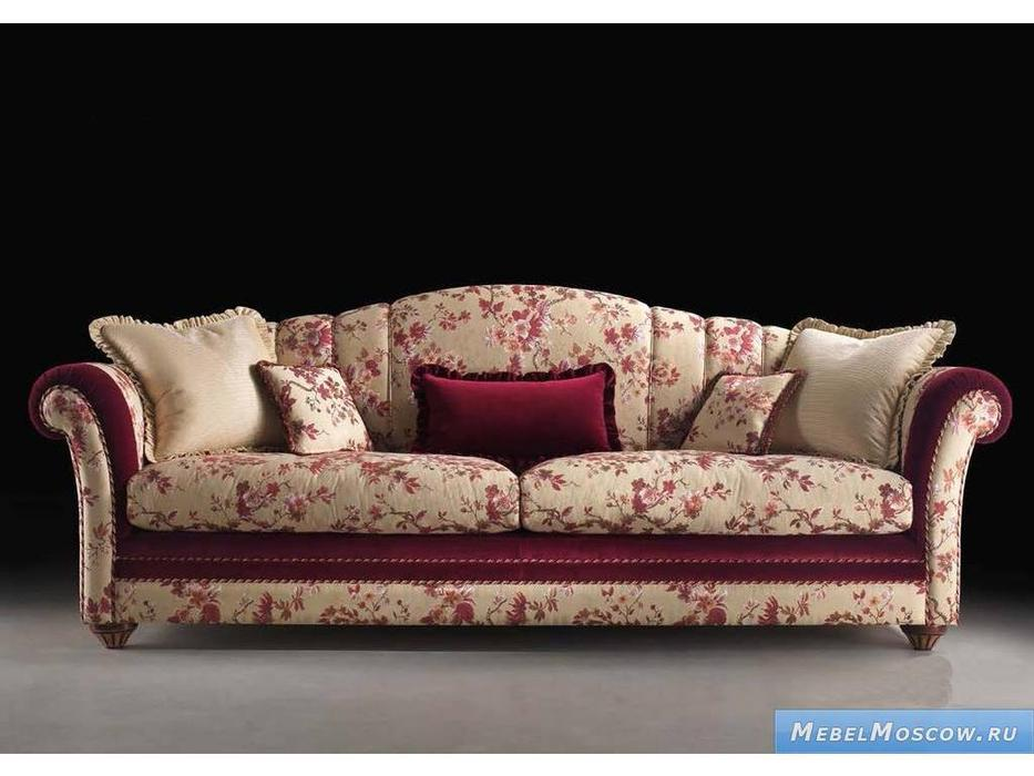 Bedding: Pushkar: диван 3-х местный ткань Royal
