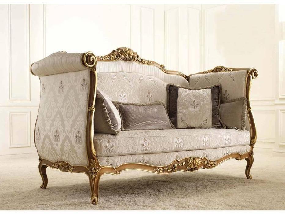 Bedding: Majestic: диван 2-х местный ткань Gold