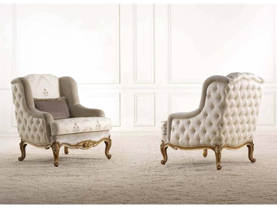 Bedding: Majestic: кресло ткань Gold