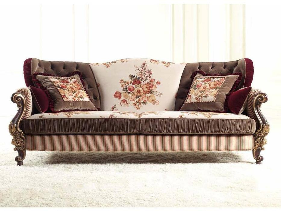Bedding: Kristal: диван 3-х местный ткань Ff