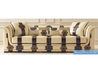 Bedding: Welcome: диван 4-х местный кожа Gold