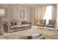 Bedding: Pushkar: диван 3-х местный ткань Mega