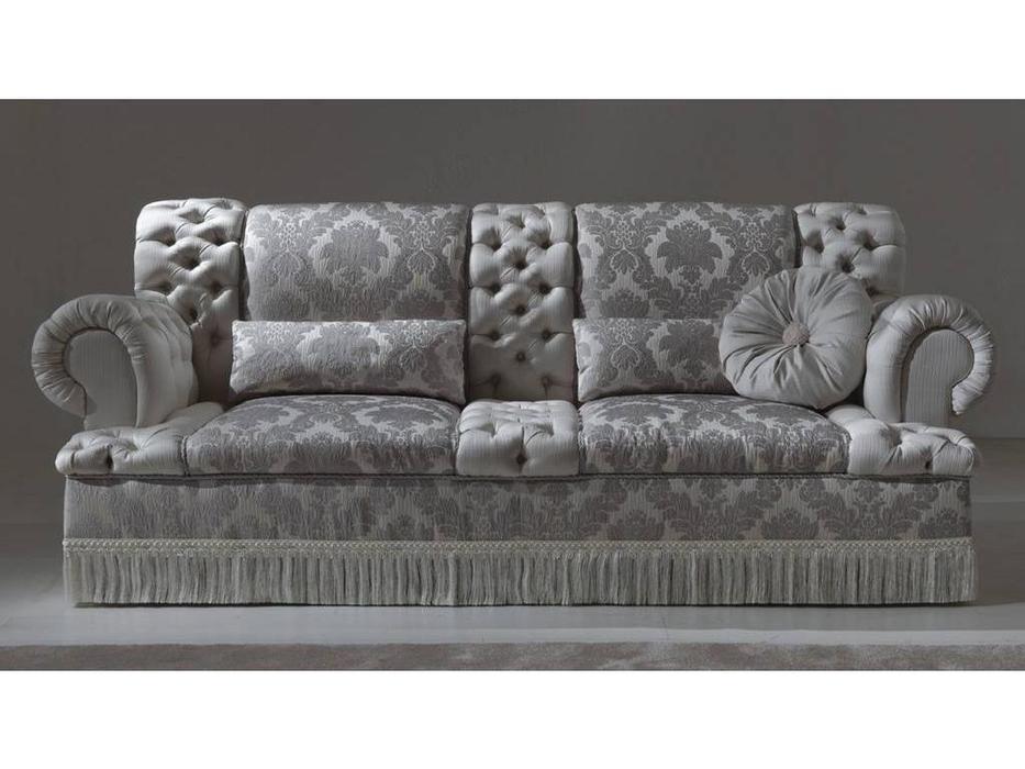 Asnaghi Аснаги: Timeless: диван 2-х местный Elisir ткань Star