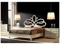 Mobil fresno: Savoy: кровать 160х200 Queen  (laca)
