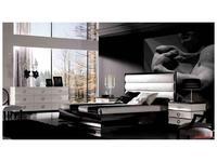 Mobil fresno: Savoy: кровать 160х200 Queen ткань  (laca)